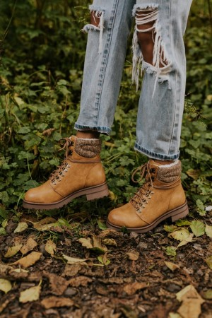 Maylynn Lined Boots