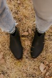 Black Chelsea Wading Boots
