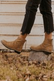 Camel Classic Ankle Boot