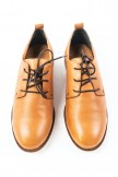 Mambi Leather LaceUp Oxfords
